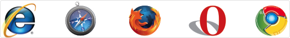 Browsers Compatibility Orange-Net.co.uk It Solutions